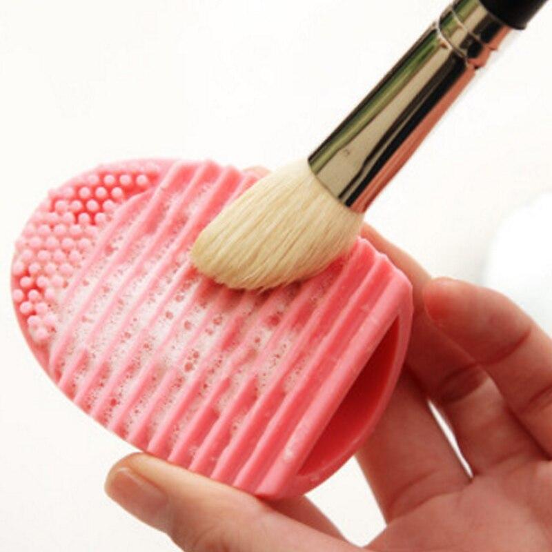 化妝刷神器蛋刷清潔矽膠化妝蛋清潔彩妝矽膠蛋刷美容化妝工具