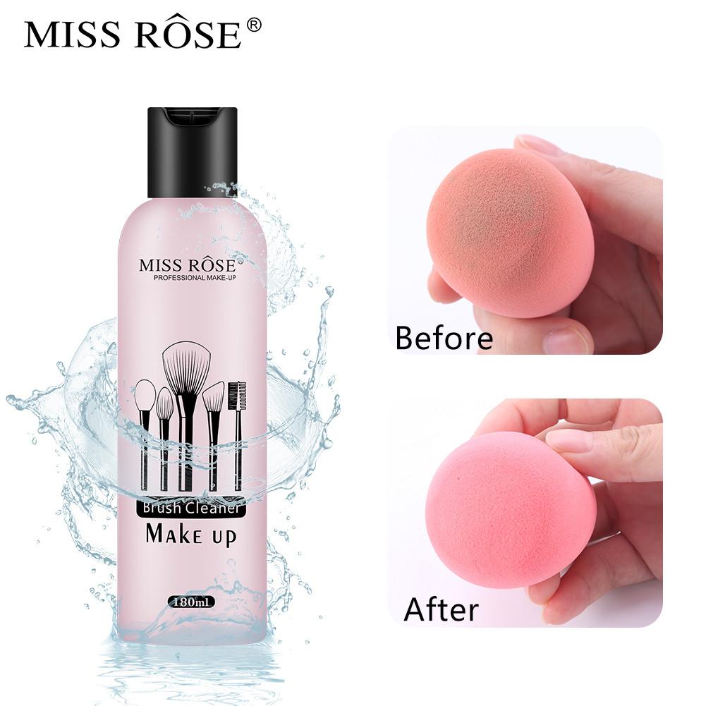 化妝刷清潔洗髮露化妝刷塗抹器和化妝海綿清潔液卸妝液#q