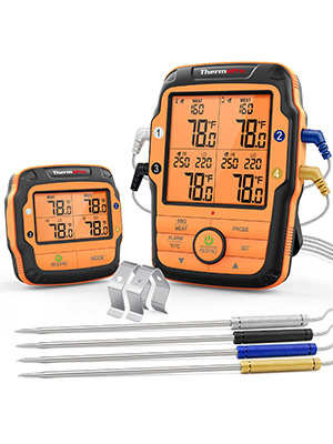 meat thermometer for smoking