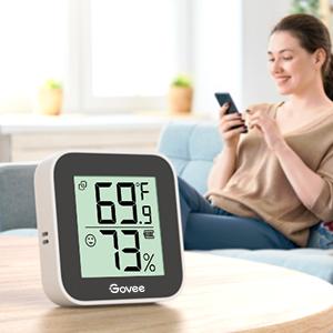 ThermomThermometer Hygrometereter Hygrometer