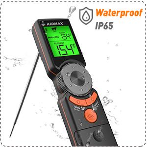 waterproof thermometer