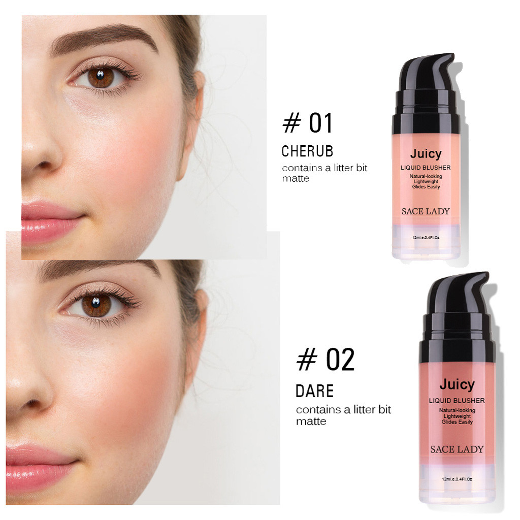 化妝腮紅調色板棒啞光裸妝修復腮紅胭脂美容產品自然腮紅妝自然