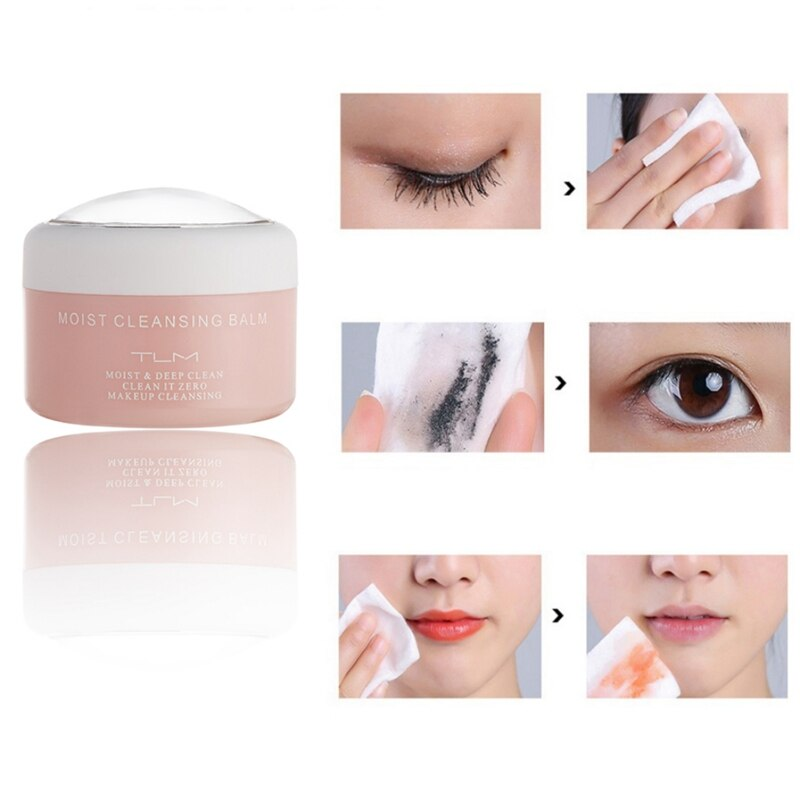 卸妝霜潔面膏卸妝液溫和的卸妝液清潔毛孔