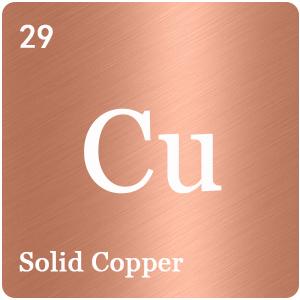 Made Of Pure Copper