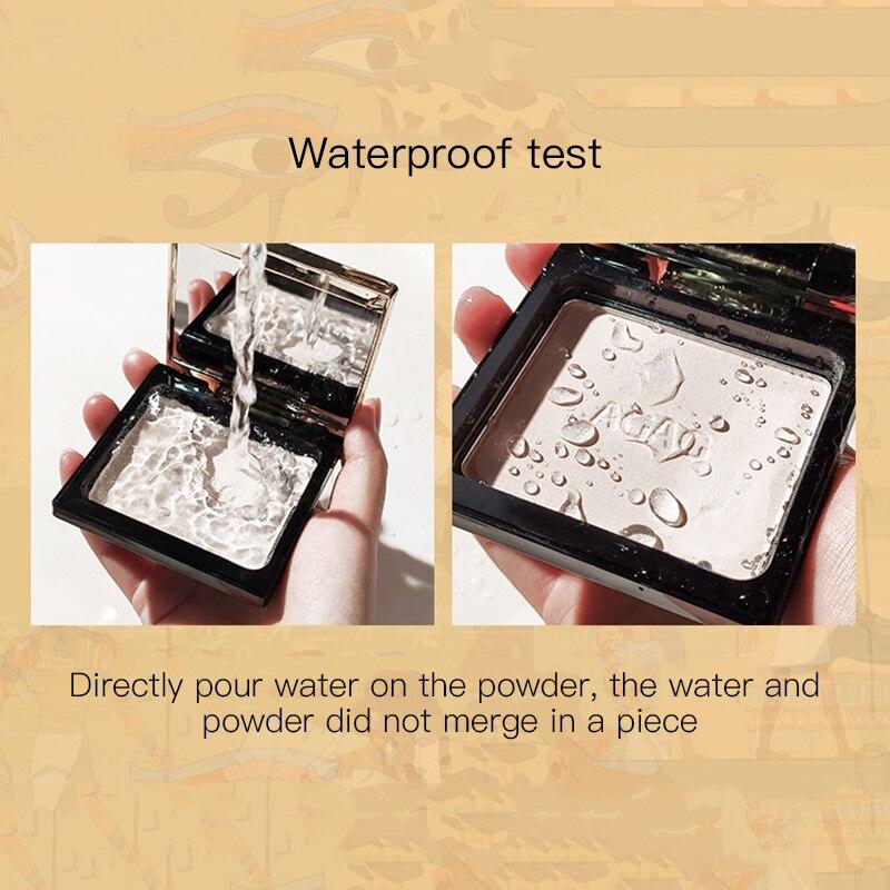 化妝遮瑕膏不脫妝持久防水控油保濕磁扣化妝粉