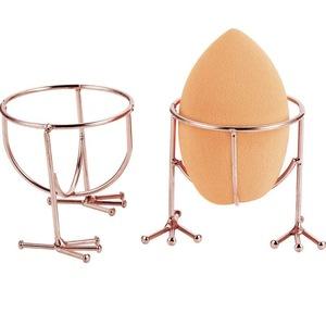 化妝海綿架雞蛋海綿架蓬蓬展示架乾燥架化妝海綿支架(不包括海綿),2件,Ro