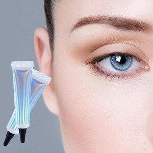 化妝底漆基礎霜,用於臉部唇部眼部化妝多功能閃光眼影顏料霜凝膠