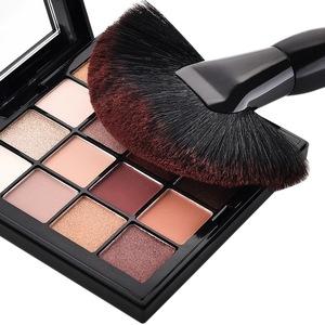 化妝刷單面柔軟化妝刷大型化妝品粉底粉腮紅刷專業化妝工具