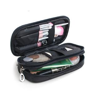 化妝包女士手提化妝包高品質專業時尚旅行化妝箱收納袋化妝箱小袋包