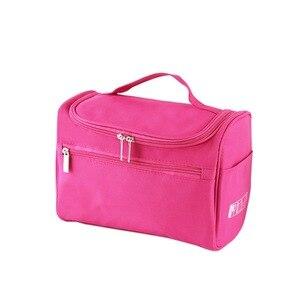 化妝袋大號旅行化妝刷袋盒收納袋網格防水化妝袋化妝袋