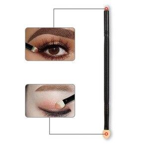 化妝刷新款雙頭短柄眼影化妝刷眼影海綿睫毛化妝工具