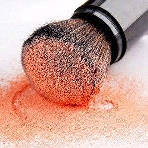 化妝2020Top單支便攜式伸縮腮紅刷蜜粉漆美容化妝工具美容化妝品腮紅化妝刷