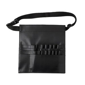 化妝師腰包PU仿皮通用手工多功能化妝刷包化妝腰包