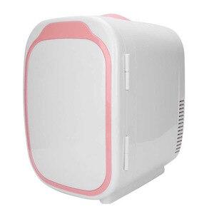 化妝配件6L迷你化妝冰箱家用車載化妝品冰箱便攜式化妝電冷器化妝工具套裝