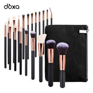 化妝刷8/12 / 20pcs眼部化妝刷套裝眼影混合化妝工具套裝的化妝刷
