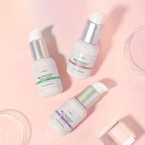 化妝BB霜白色化妝品天然美白霜防水化妝粉底化妝品基礎液專業U1G8