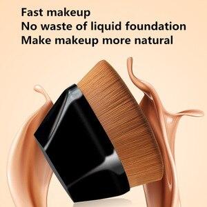 化妝刷菱形短柄BB霜腮紅粉刷軟性化妝粉餅粉底刷化妝工具