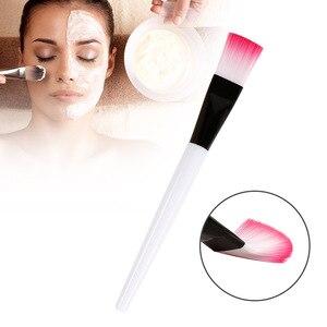 化妝刷面膜刷粉底刷面部泥漿混合刷面部皮膚護理化妝工具化妝刷和工具