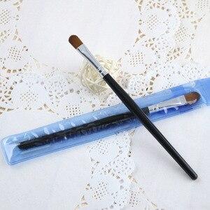 化妝刷木柄眼影刷長柄化妝刷美容化妝工具眼影掃