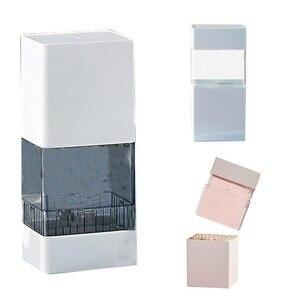 化妝刷收納盒化妝刷架乾燥架化妝品收納架防塵丙烯酸化妝盒