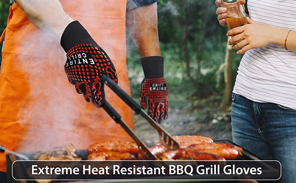 barbeque gloves