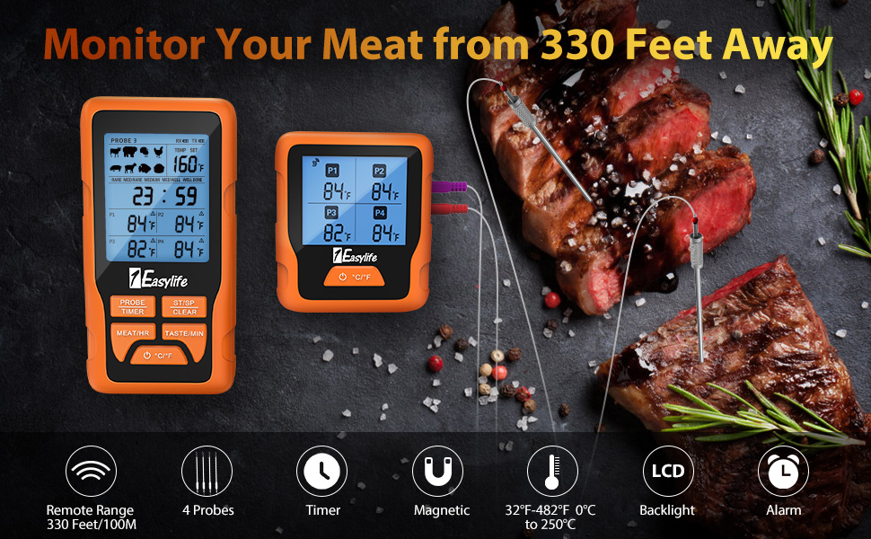 meat thermometers for cooking
