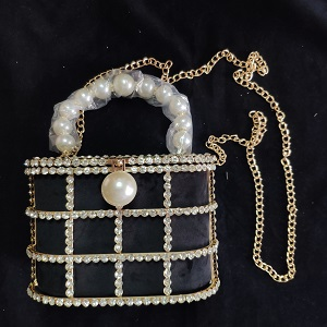 Pearl Shoulder Bags